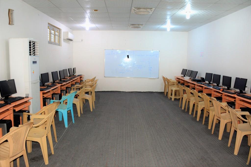 مختبر حاسوب متكامل